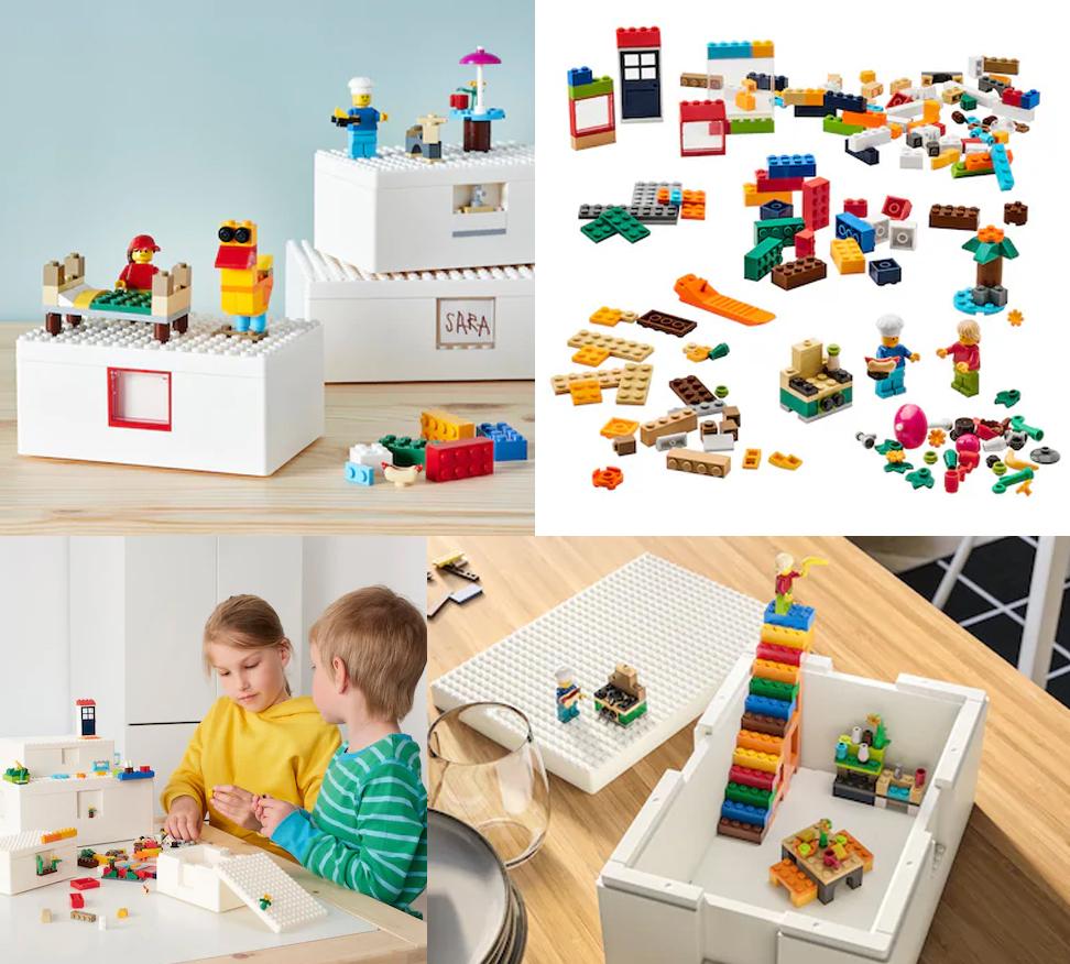 レゴ ikea おすすめのプレイテーブル10選!IKEAやレゴやトミカ・絵描き用も