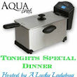 Tonights Special Dinner AquaChef Oven Giveaway