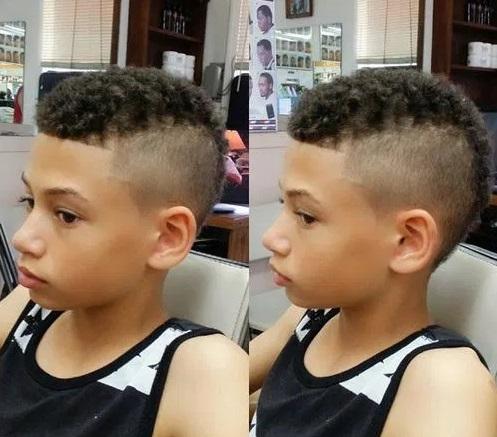 42 Gambar Rambut Pendek Anak Kecil Gaya Populer
