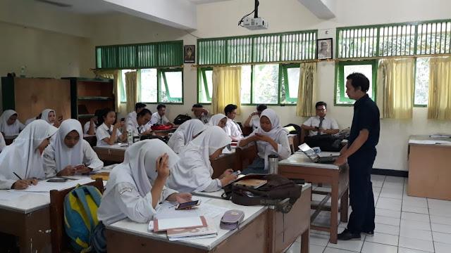 Pelaksanaan TO Gunadarma dan Acara Motivasi Kelas X 2019