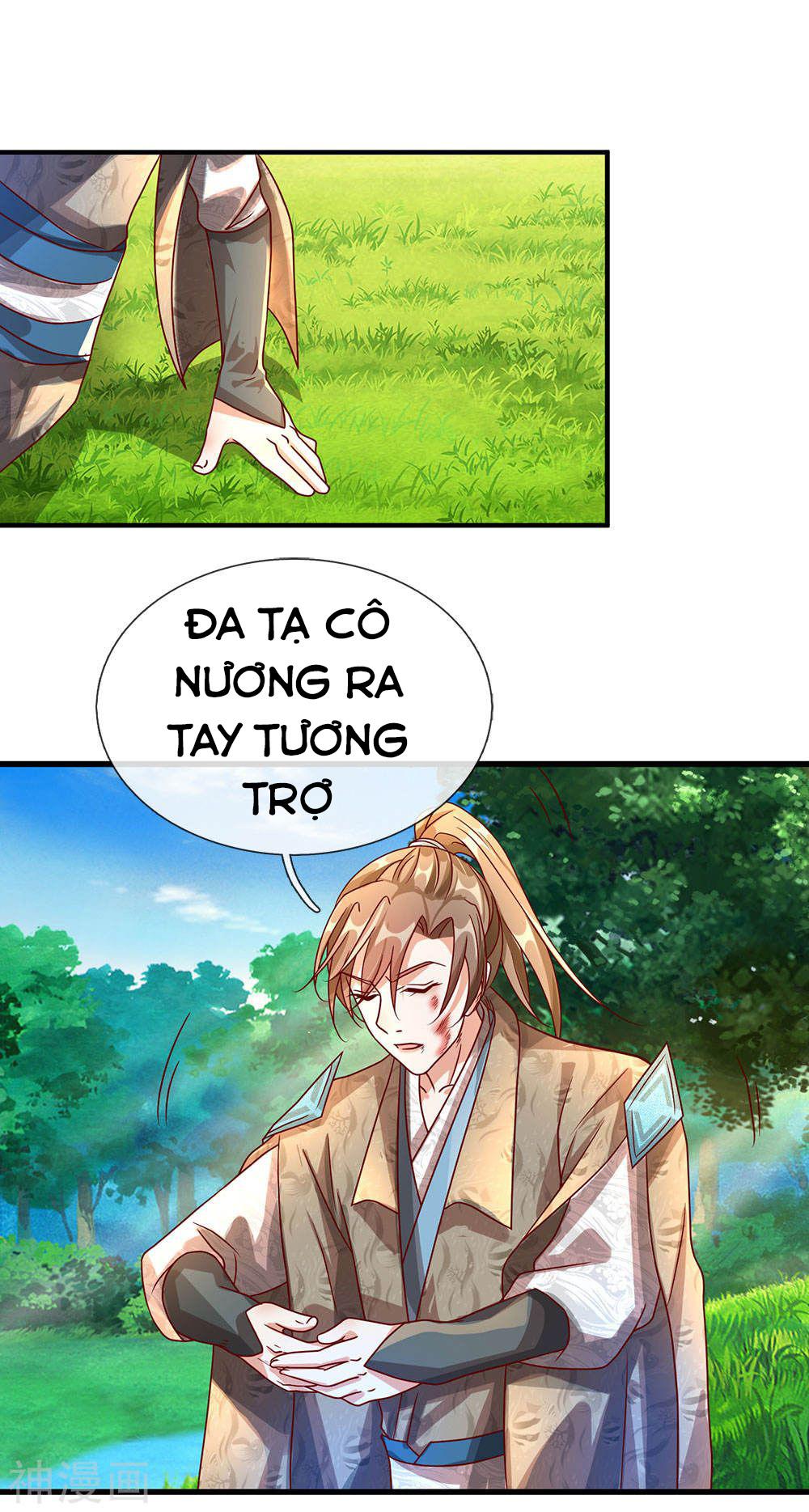 Nghịch Thiên Kiếm Thần chap 88 - Trang 5