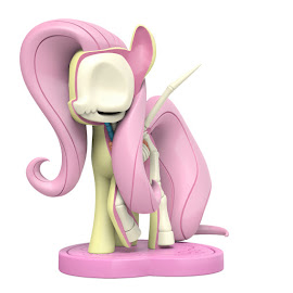 MLP Freeny's Hidden Dissectibles Fluttershy Figure by Mighty Jaxx