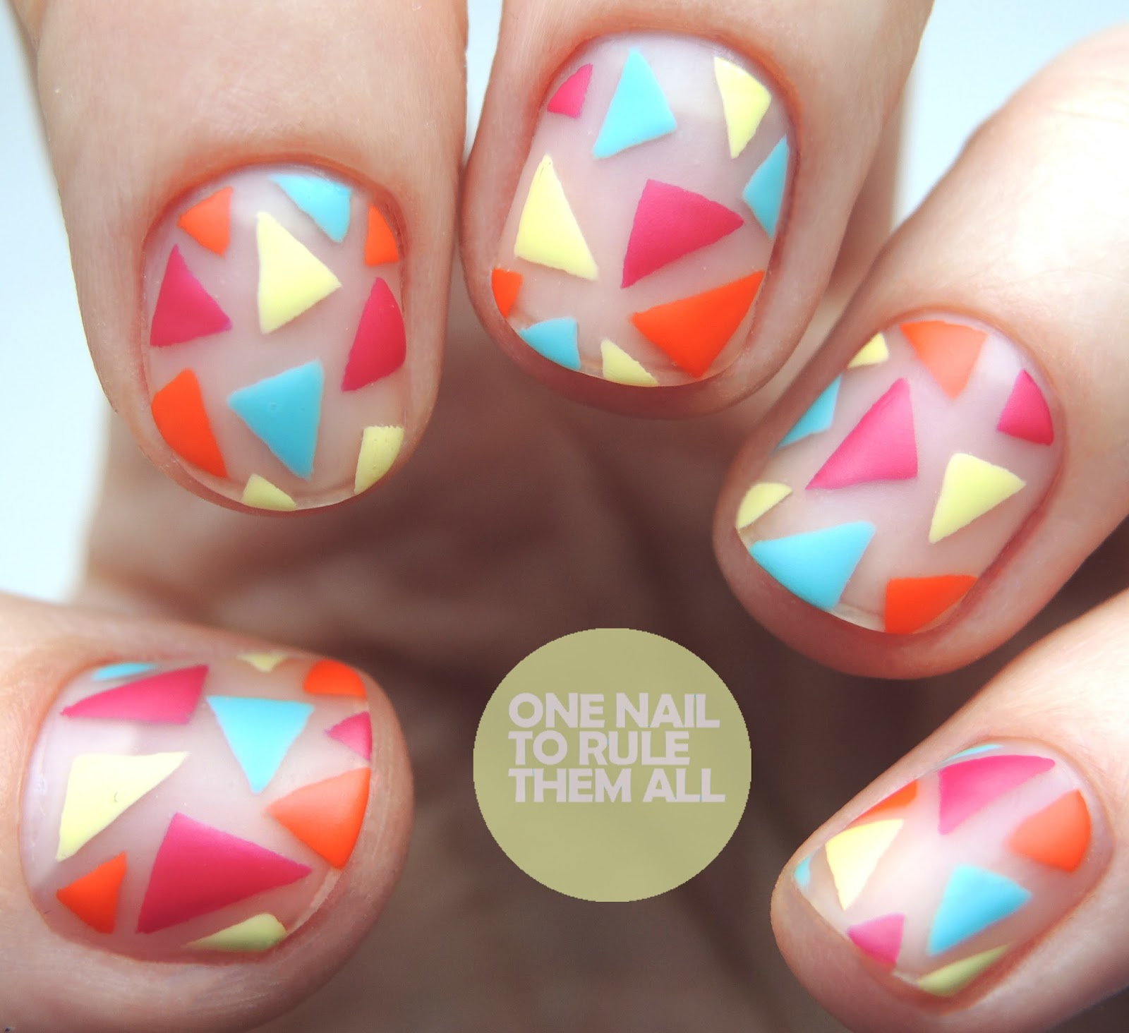One Nail To Rule Them All: The Illustrated Nail Inspired - Direct ...