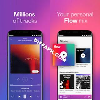 Deezer Music Player: Songs, Radio & Podcasts Apk v6.2.2.80 [Mod] + [Mod Lite] [Latest]