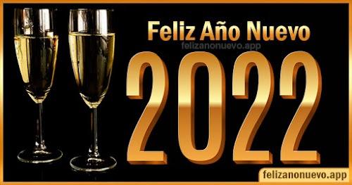 Feliz Año Nuevo 2022 🍸