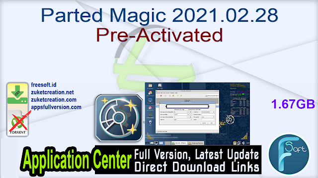 Parted Magic 2021.02.28 Pre-Activated