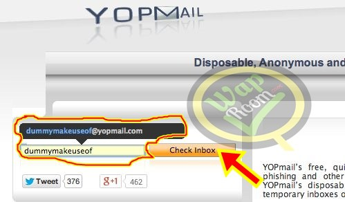 Social Media Help Community: YopMail Login : YopMail Quick Email