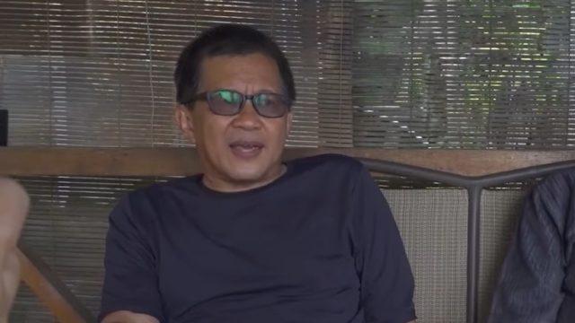 Azis Syamsuddin Ditahan KPK, Rocky Gerung Sebut Ada Permainan