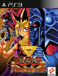 Yu Gi Oh Forbidden Memories PS3