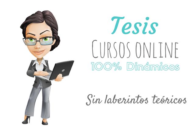 Cómo se hace la tesis, curso online, clases online para tesistas, cómo se hace el marco teórico