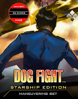 Dog Fight: Starship Edition: Maneuvering Mini-set preview