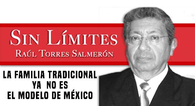 La familia tradicional ya  no es el modelo de México
