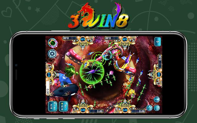 3win8 Online Fishing Game