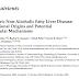 Doença hepática gordurosa não alcoólica pediátrica: origens nutricionais e mecanismos moleculares potenciais.