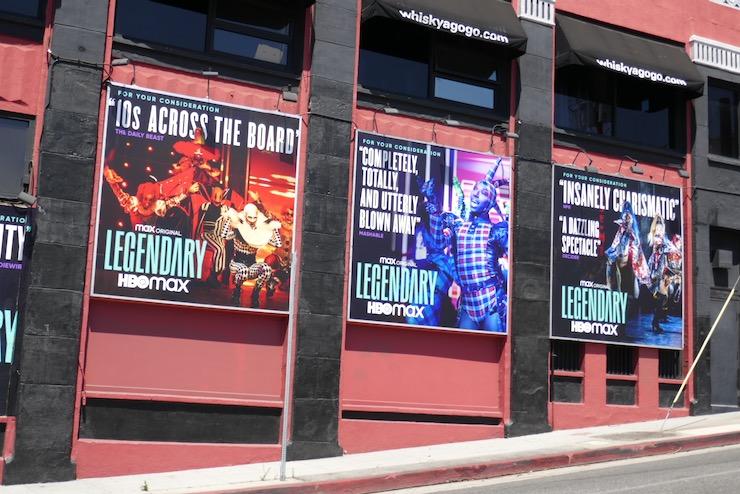 Legendary 2020 Emmy FYC billboard