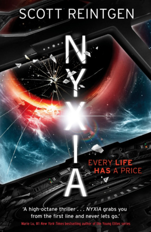 Book Review: Nyxia (The Nyxia Triad #1) by Scott Reintgen (Spoiler-Free)