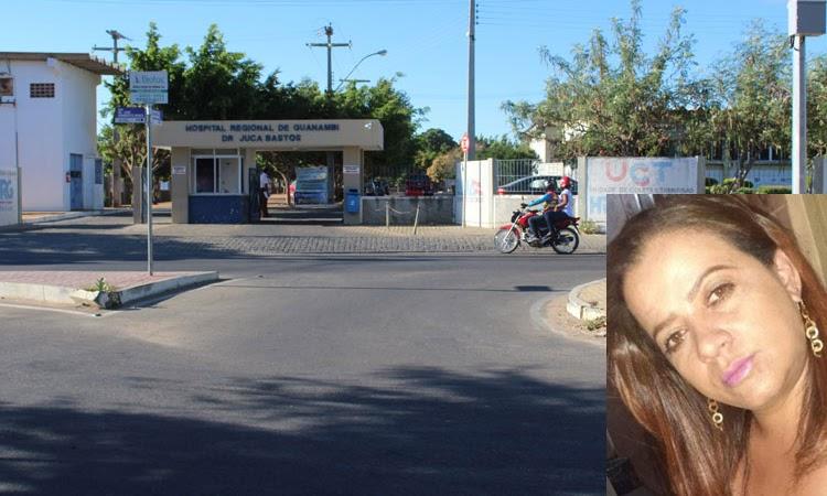 Auxiliar de cozinha do Hospital Geral de Guanambi é esfaqueada e morre em bar