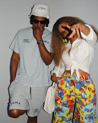 Beyonce and JayZ Date Night