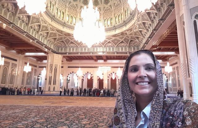 Grande Mesquita do Sultão Qaboos