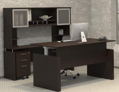 medina ergonomic desk set