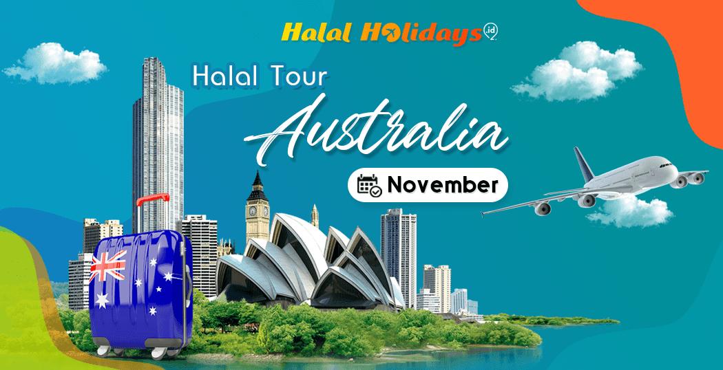Paket Tour Australia Murah Bulan November 2020