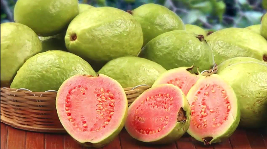 Eating guava and the health of your heart