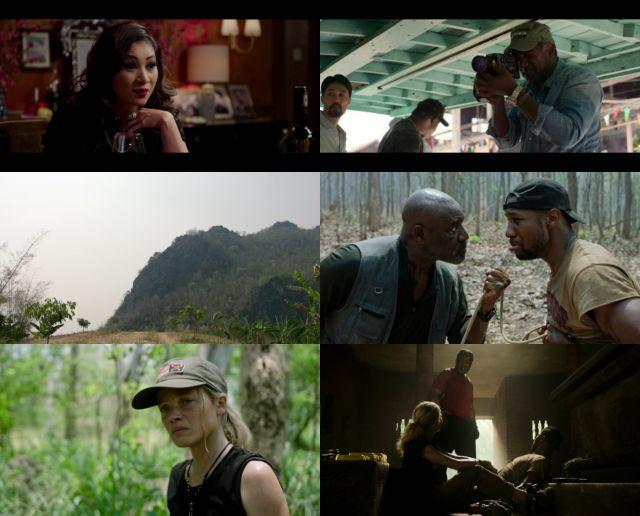 5 sangres (2020) HD 1080p y 720p Latino 5.1 Dual