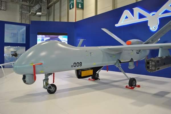 Drone ANKA buatan Turki