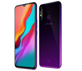 Infinix Hot 8 colors