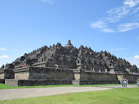 Borobudur Temple, Historical Tourism Clad in Natural Beauty