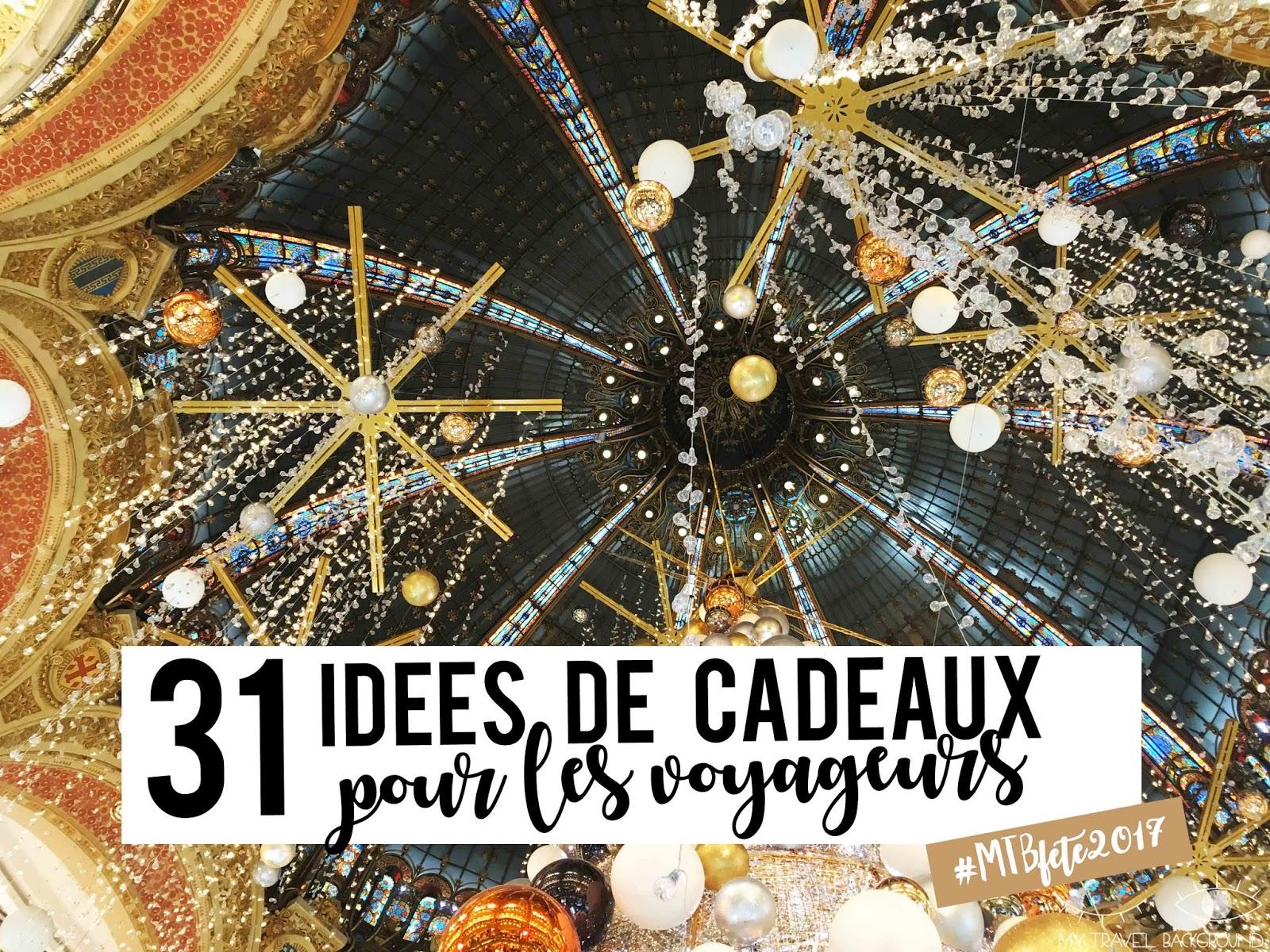 My Travel Background : 31 idées de cadeaux de Noël pour les Voyageurs