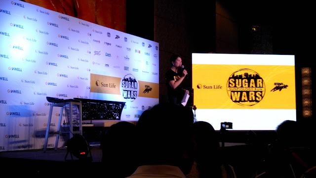 Sun Life Chief Marketing Officer Mylene Lopa declares: