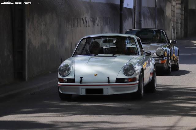 Porsche à Saint Remy de Provence