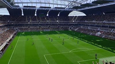 PES 2021 Stadium Kadir Has