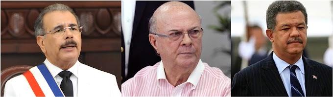 Partidos convocan protesta en misión de la ONU para exigir que Danilo, Hipólito y Leonel sean investigados por el caso ODEBRECHT