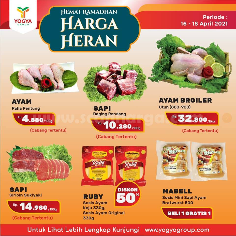 Katalog Promo Toserba Yogya Weekend 16 - 18 April 2021 3