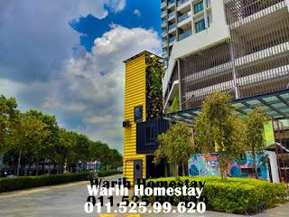 Warih-Homestay-Univ360-Landmarks