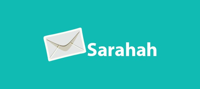 What is Sarahah
