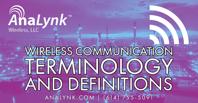 Wireless Communication Terminology and Definitions