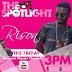 Rison in #TheSpotlight