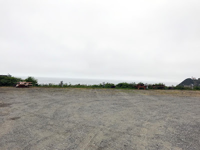 Our Spot (21) Looks So Empty - Volcano View, Ninilchik, Alaska
