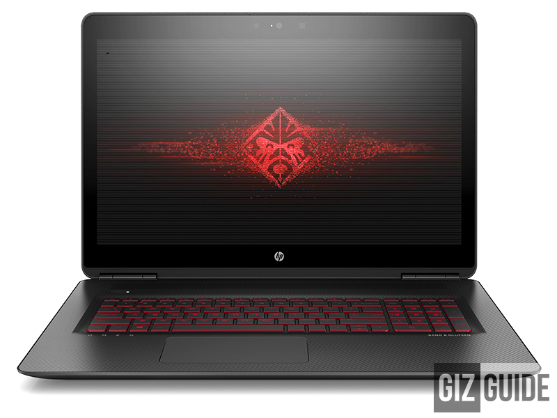 Omen gaming laptop