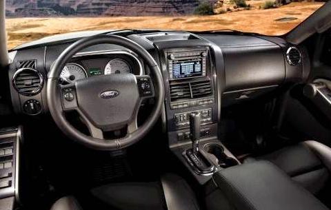 2020 Ford Explorer Sport Trac Adrenalin