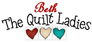 The Quilt Ladies Store logo