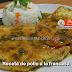 Receta de pollo a la francesa (Vídeo)