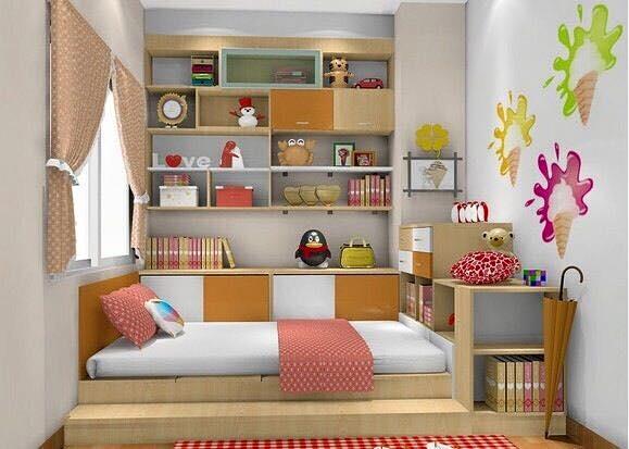 Tata Ruang Kamar Tidur Minimalis