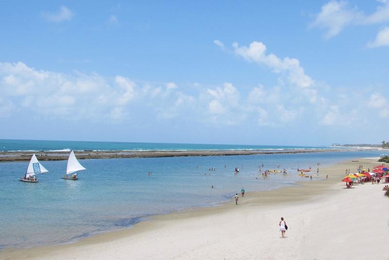 Centro, Praia do Cupe, Muro Alto, Maracaípe...