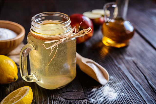 9 Health Benefits Of Apple Cider Vinegar, Ginger, Honey, And Turmeric Drink