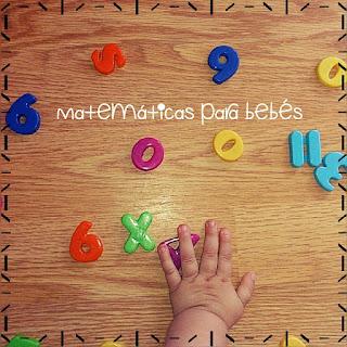 Matemáticas para bebés y niños