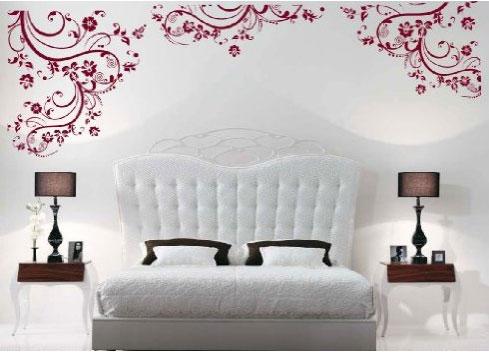 Dormitorio blanco y negro via for Dormitorio para padres en blanco y negro